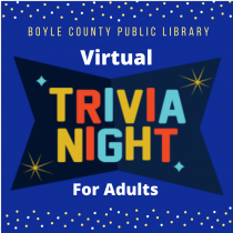 Virtual Trivia Night for Adults
